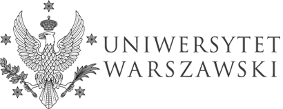 Logotype of the University of Warsaw